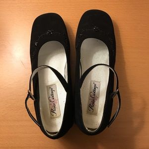 Other - Girls' black dress shoes